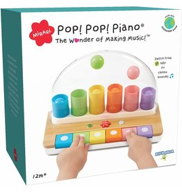 PLAYMONSTER Pop! Pop! Piano (New Edition)