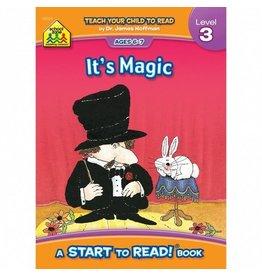 School Zone Book - It's Magic