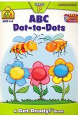 School Zone Workbook - ABC Dot-to-Dots