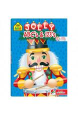 School Zone Workbook - Jolly ABCs & 123s - Ages 3-6