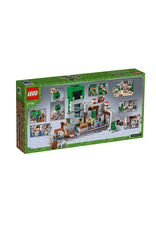 LEGO LEGO Minecraft: The Creeper Mine