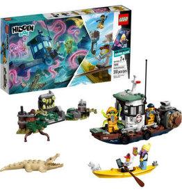 LEGO LEGO: Hidden Side - Wrecked Shrimp Boat