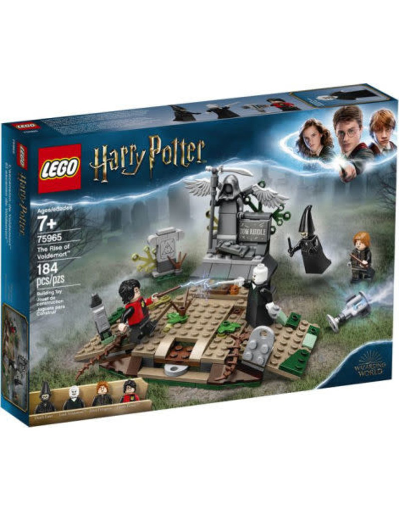 LEGO LEGO Harry Potter: The Rise of Voldemort