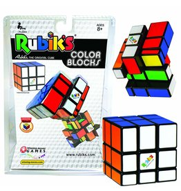 Winning Moves Rubik's Color Blocks