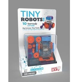 Smart lab Tiny Robots!