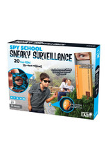 Smart lab Spy School Sneaky Surveillance