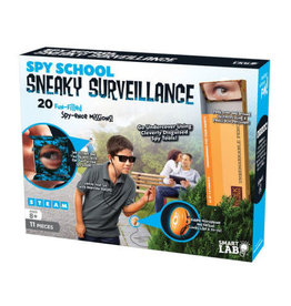 Smart lab Spy School Sneaky Surveillance