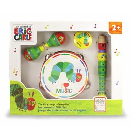 Kids Preferred The Very Hungry Caterpillar - Eric Carle Instrument Gift Set
