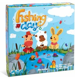 Blue Orange games Game - Fishing Day
