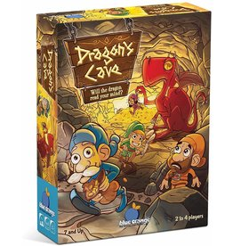 Blue Orange games Game - Dragon's Cave