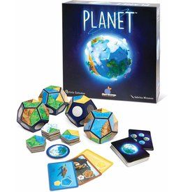 Blue Orange games Game - Planet