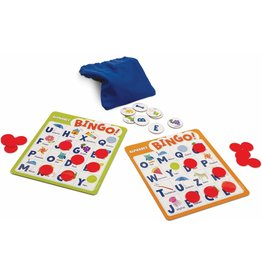 Peaceable Kingdom Game - Alphabet Bingo