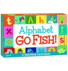 Peaceable Kingdom Game - Alphabet Go Fish