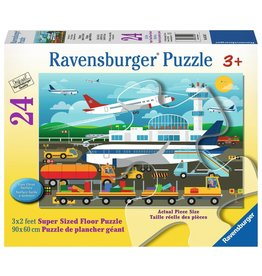 Ravensburger Ravensburger Puzzle - Preparing to Fly - 24 Pieces