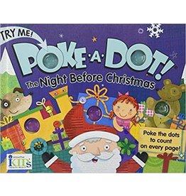 Melissa & Doug Poke-A-Dot Book: Night Before Christmas