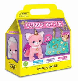 Creativity for Kids Craft Kit Cuddly Kitten