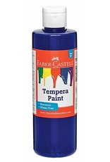 Faber-Castell Faber-Castell Blue Tempera Paint - 8 oz