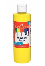 Faber-Castell Faber-Castell Yellow Tempera Paint - 8 oz