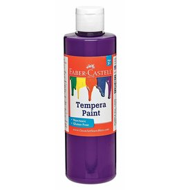 Faber-Castell Faber-Castell Purple Tempera Paint - 8 oz