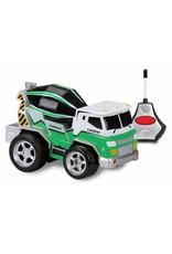Kid Galaxy Soft Body RC Cement Mixer Truck