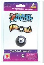 Worlds Smallest World's Smallest Magic 8 Ball