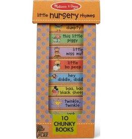 Melissa & Doug Book Bundle - Little Nursery Rhymes