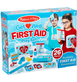Melissa & Doug Get Well First Aid Play Set