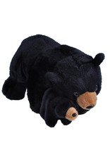 Wild Republic Plush Mom and Baby Black Bear