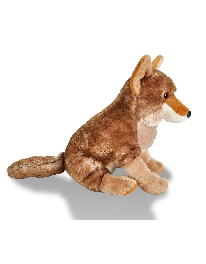 Wild Republic Plush Coyote Adult