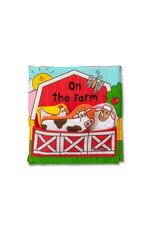 Melissa & Doug Baby Soft Book - On the Farm