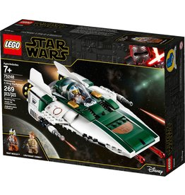 LEGO LEGO Star Wars Resistance A-Wing Starfighter