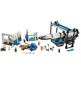 LEGO Lego City Rocket Assembly & Transport
