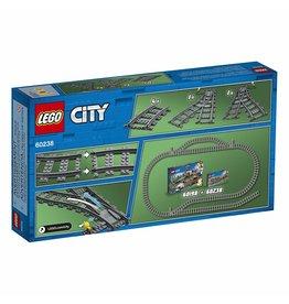 LEGO LEGO City Switch Tracks