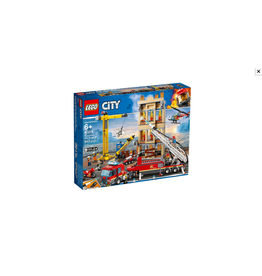 LEGO LEGO City Downtown Fire Brigade