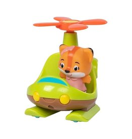 Fat Brain Toys Timber Tots Helicopter