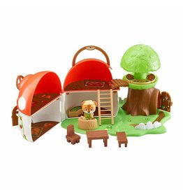 Fat Brain Toys Timber Tots Mushroom Surprise