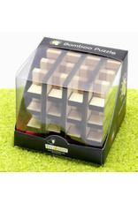 Fridolin IQ Test Bamboo Puzzle - Multi Square