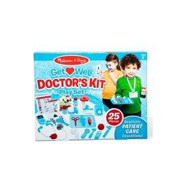 Melissa & Doug Get Well Doctor's Play Set