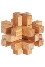 Fridolin Mini Bamboo Puzzle - Four to Five