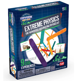 Be Amazing Toys Sick Science! Extreme Physics (AKA Fast Physics)