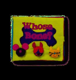 Melissa & Doug Baby Soft Book Whose Bone?