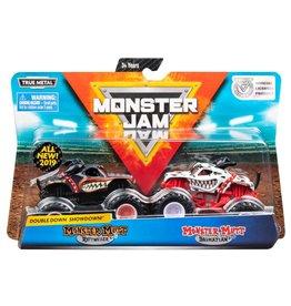 Spin Master Monster Jam: Monster Mutt Rottweiler and Monster Mutt Dalmation