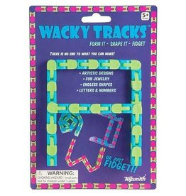 Toysmith Novelty Wacky Tracks (Assorted)