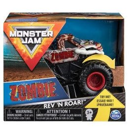 Toysmith Monster Jam Rev 'N Roar Trucks - Zombie