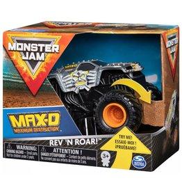 Toysmith Monster Jam Rev 'N Roar Trucks - Max D