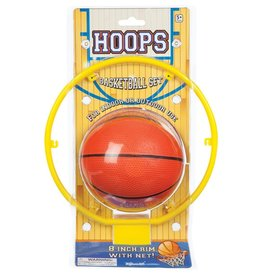 Toysmith Hoops Basketball Set