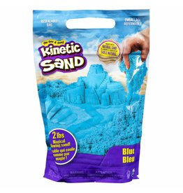 Toysmith Kinetic Sand 2lbs Blue
