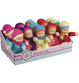 Toysmith L'Il Newborn Baby (Assorted)