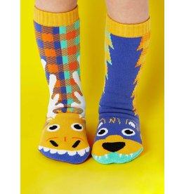 Pals Socks Pals Socks - 4-8 Years - Moose & Bear