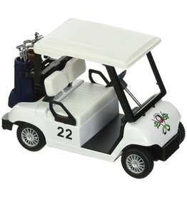 Toysmith Pull Back Golf Cart